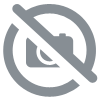 Mhodar.5 Tee-shirt homme 'Wawé Mhodar !' Couleur : Orange